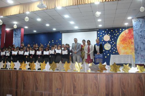 Spell Bee Award Class 1-6